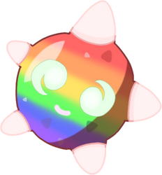 Minior - LGBT by LittlestPorygonZ