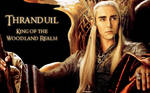 Thranduil King of the Woodland Realm