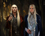 Two Kings - Thranduil and Oropher