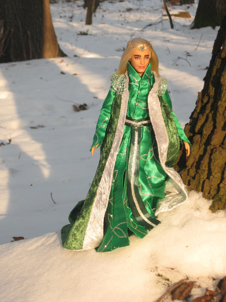 Winter in Mirkwood by Menkhar