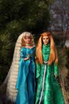 Elves from Eryn Lasgalen