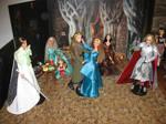 Elven scene from exhibition