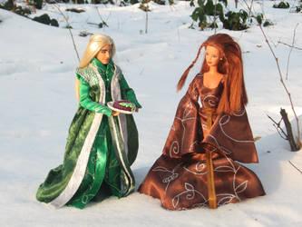 Happy Winter Solstice from Eryn Lasgalen by Menkhar