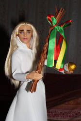 Happy Easter from Mirkwood by Menkhar