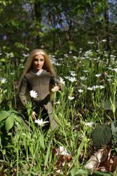 Elven spring flowers by Menkhar