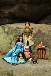 Feren's family by Menkhar