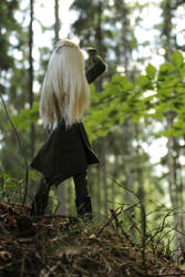 Thranduil is watching his Realm 2 by Menkhar