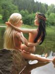 Summer loving in Eryn Lasgalen by Menkhar