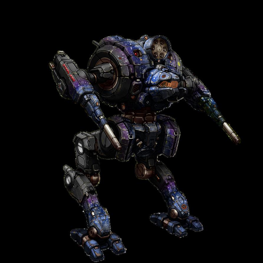 Uziel-3P Loadout by tigeri210
