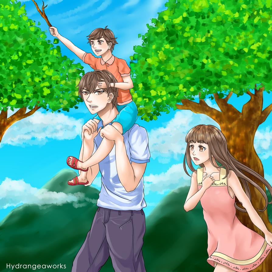 Adventure by Hydrangeaworks