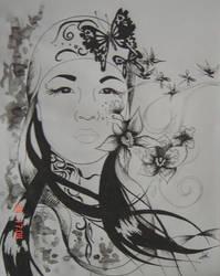 asian dream by Danira