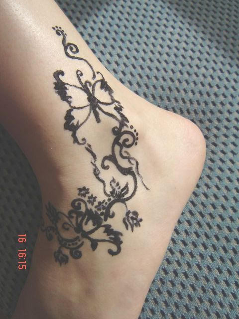 henna tattoo by danira on deviantart. Black Bedroom Furniture Sets. Home Design Ideas