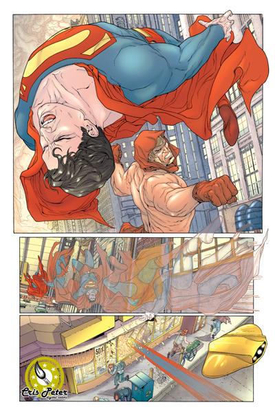 Superman está en la Fiesta del Libro de Medellín Renato_Guedes_Colors_Test_Page_by_crispeter
