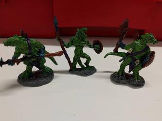 Lizardmen by 8one6