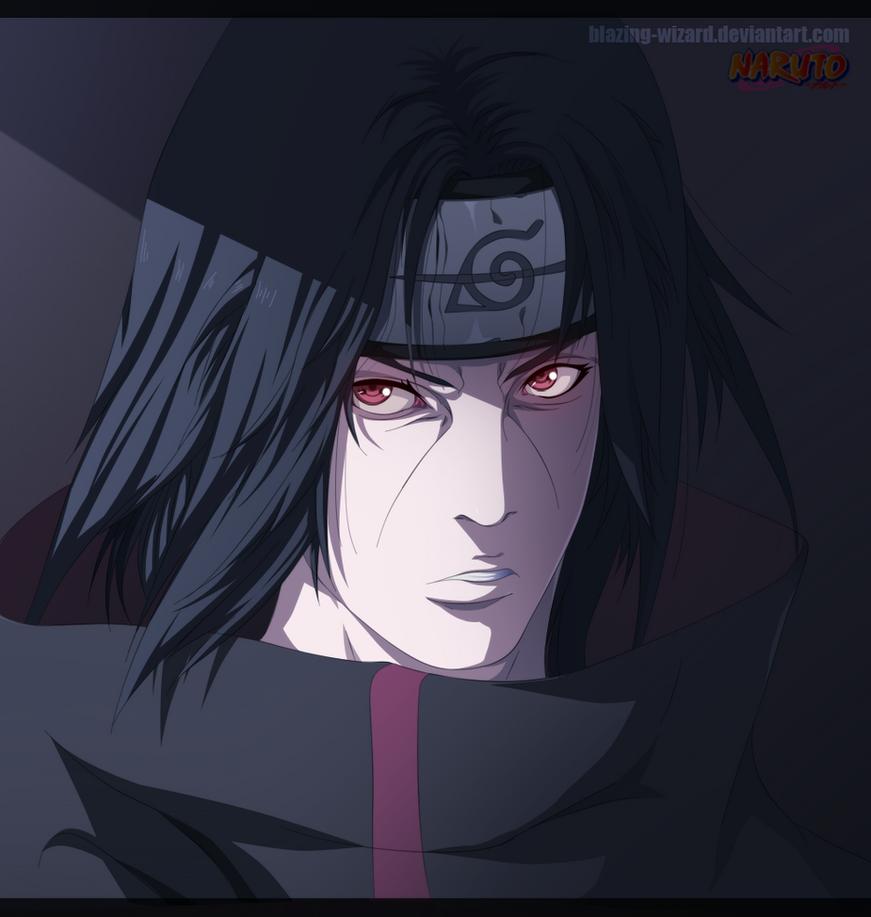 Sasuke Wakes Up By Uendy On Deviantart: Naruto: Uchiha Itachi By Blazing-Wizard On DeviantArt