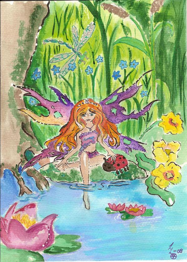 Updated Fairyfriend Elira