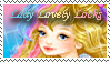 Lovely Stamp by Linnzy