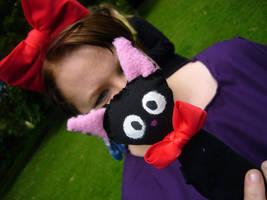 Me as Kiki by Linnzy