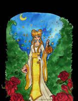 Princess Serenity by Linnzy