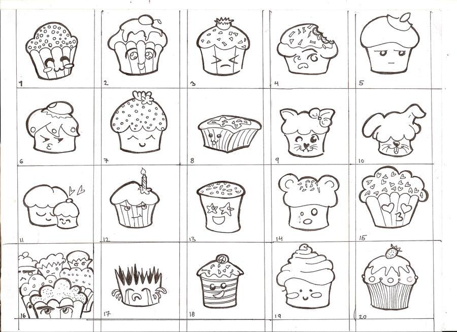 Memory Game Cupcakes 342010134 on Farm Animal Worksheets