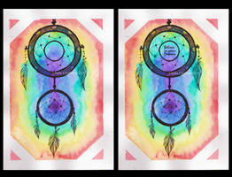Dreamcatcher - Rainbow