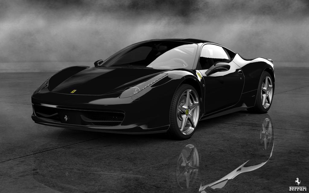 Ferrari 458 italia black 2013 wallpaper by favorisxp on deviantart ferrari 458 italia black 2013 wallpaper by favorisxp voltagebd Gallery