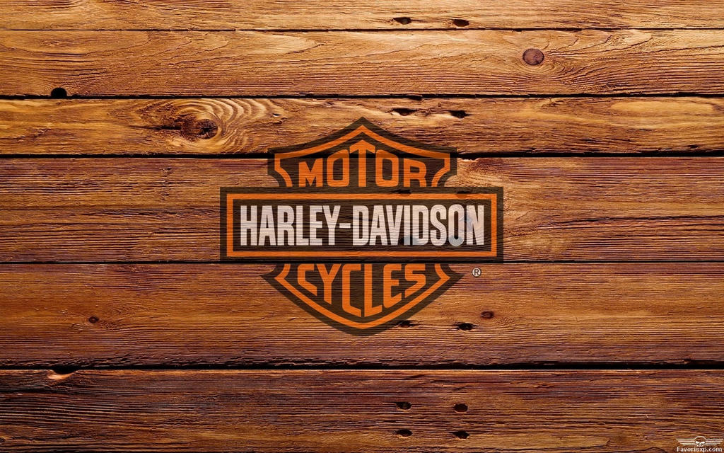 Fond D  Ef Bf Bdcran Logo Harley Davidson