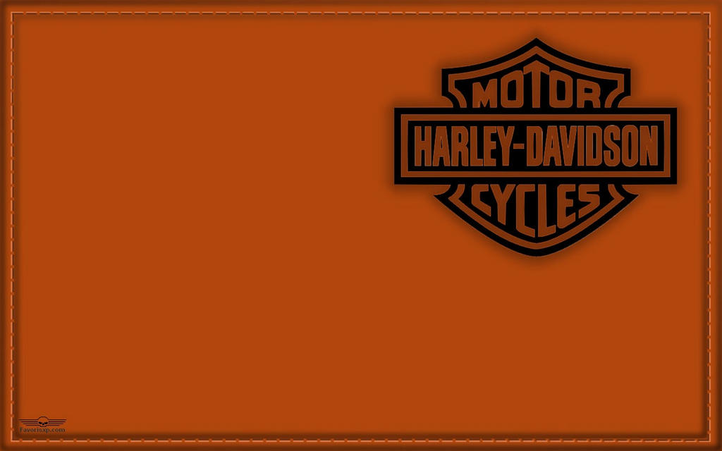 Logo Harley-Davidson outline black by favorisxp on DeviantArt