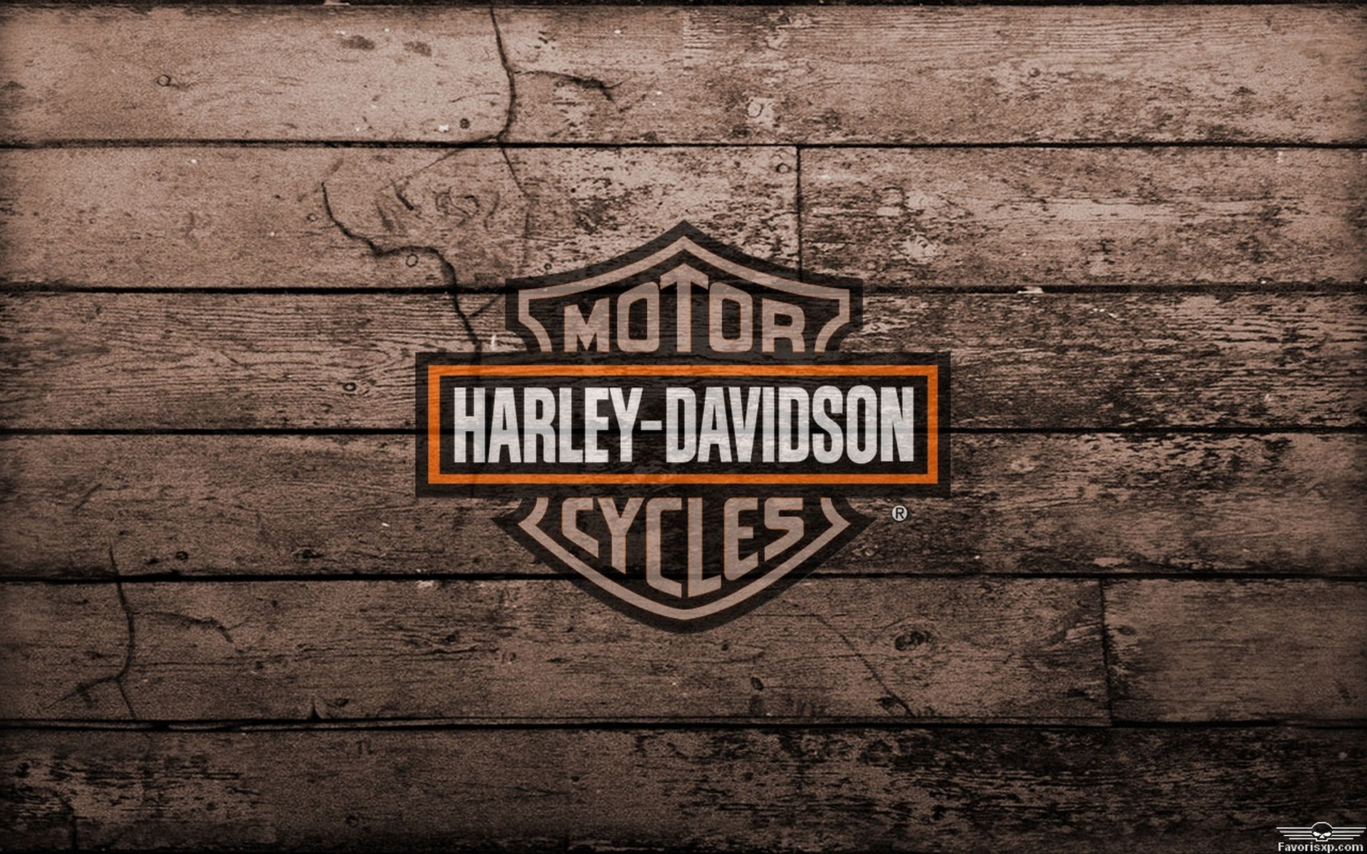newest harley davidson logo wallpapers - photo #19