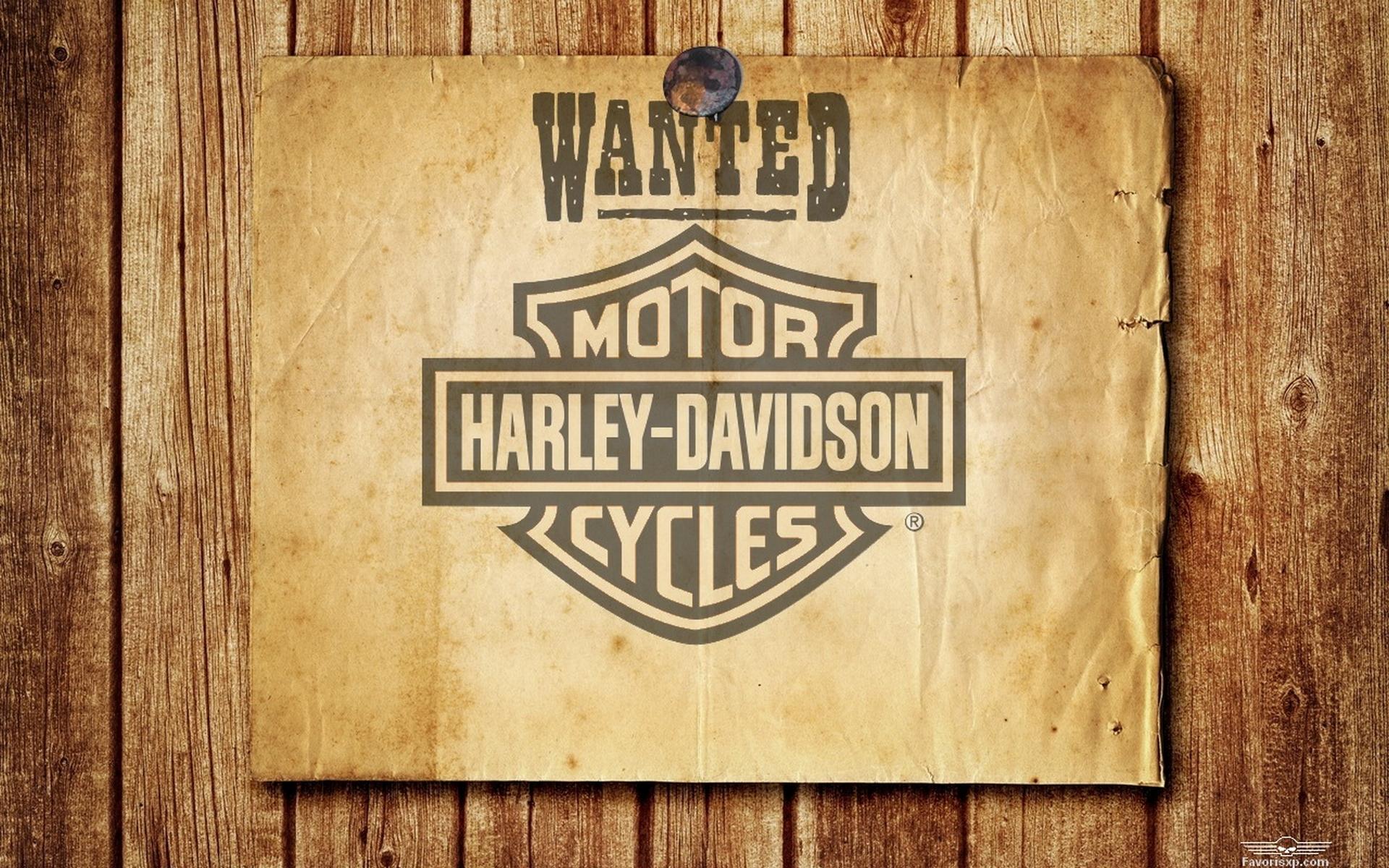 Fond D Ecran Harley Davidson