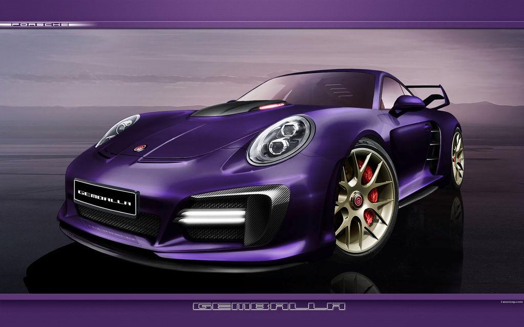 Gemballa Avalanche Porsche 991 Wallpaper By Favorisxp On
