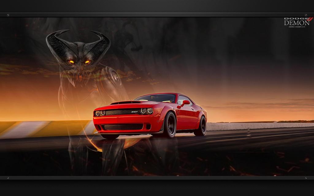 Images De Fond D Ecran De Voiture Dodge Challenger Srt