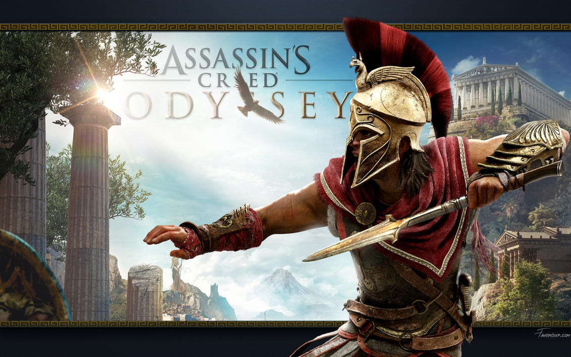 Assassin's Creed Odyssey Wallpaper by favorisxp