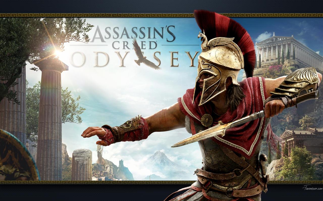 Assassin S Creed Odyssey Wallpaper By Favorisxp On Deviantart