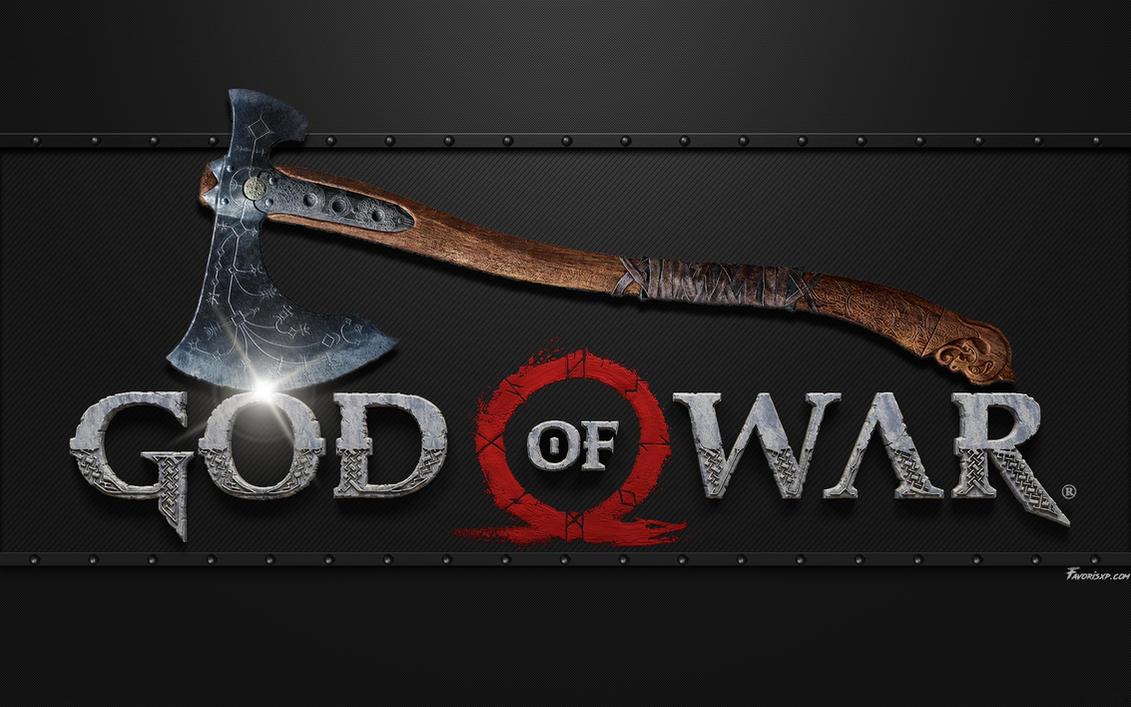 God of War 4 wallpaper by favorisxp