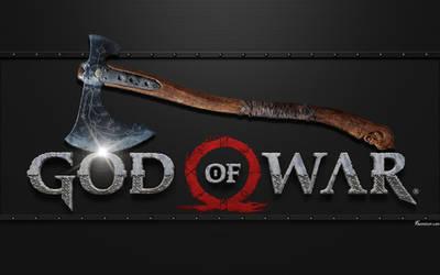 God of War 4 wallpaper