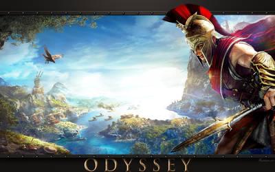 Assassin's creed odyssey wallpaper - Favorisxp.