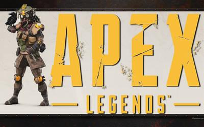 Apex Legends - Bloodhound desktop wallpaper