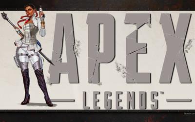 Apex Legends Loba - Wallpaper