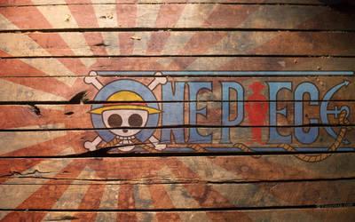 One Piece Logo Wallpaper - Favorisxp