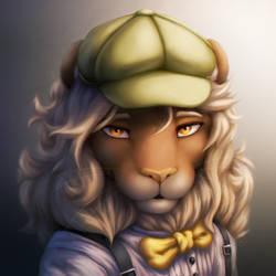 Panthera Dapper by HalcyonMoufette