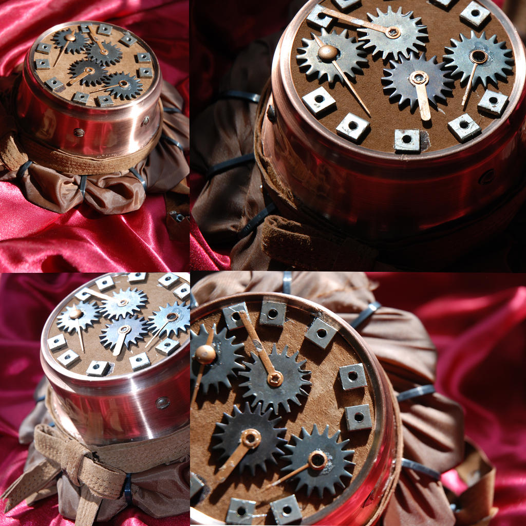 Steampunk -- Top Hat by My-Friends-Are-Owls