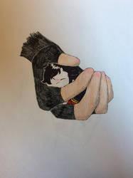 Chibi Haruto by Hunter4theWin