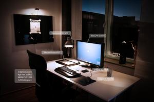 My Workstation by FIAMdesign