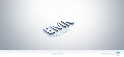 EMK Logo concept by FIAMdesign