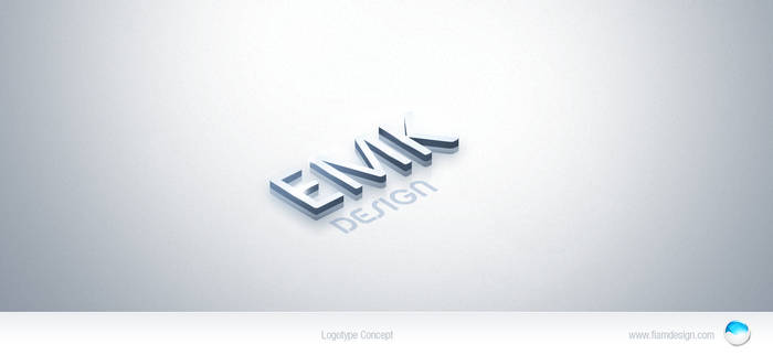 EMK Logo concept
