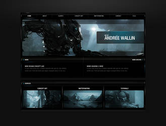 Andree Wallin Concept design by FIAMdesign