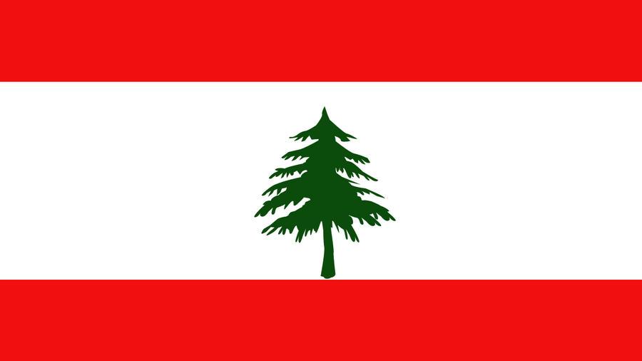 lebanon flag by Damneddumbs on DeviantArt
