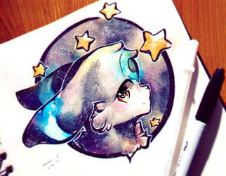 Inktober 21 by Silver-Artemis-Moon