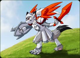 White Knight by xuza